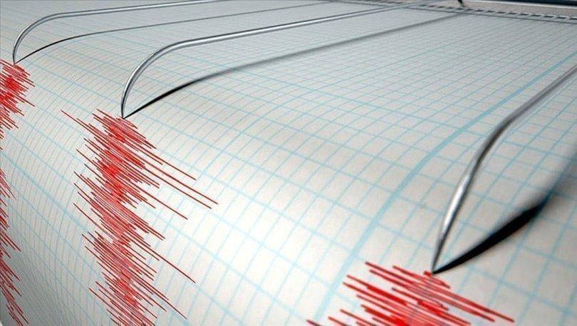 SON DAKİKA DEPREMLER: İstanbul'da korkutan deprem!