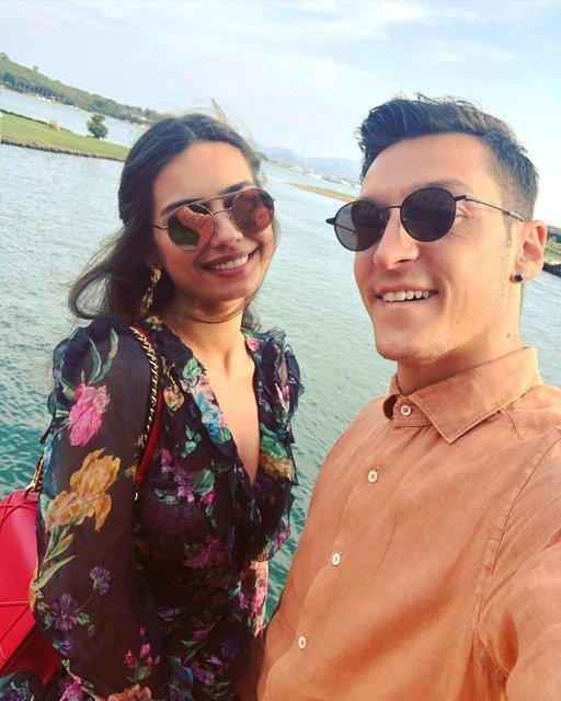 Amine Gülşe: Nice mutlu yaşlara kocacığım - Magazin haberleri