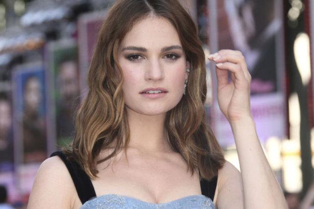 Lily James: Keşke kız arkadaşlarımla daha fazla takılsaydım! - Magazin haberleri