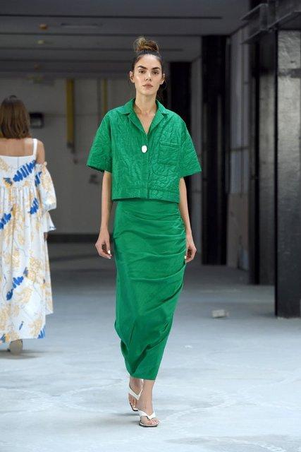 Modanın kalbi Fashion Week Istanbul'da atıyor...