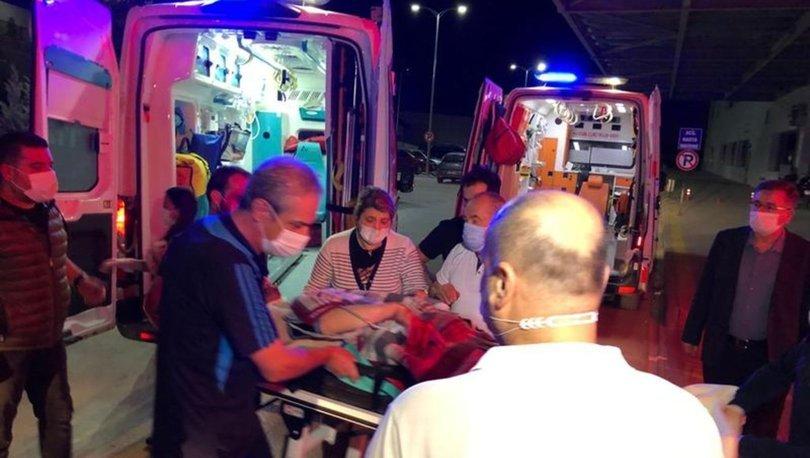Konya'da avukata bıçaklı saldırı! Boynundan yaralandı