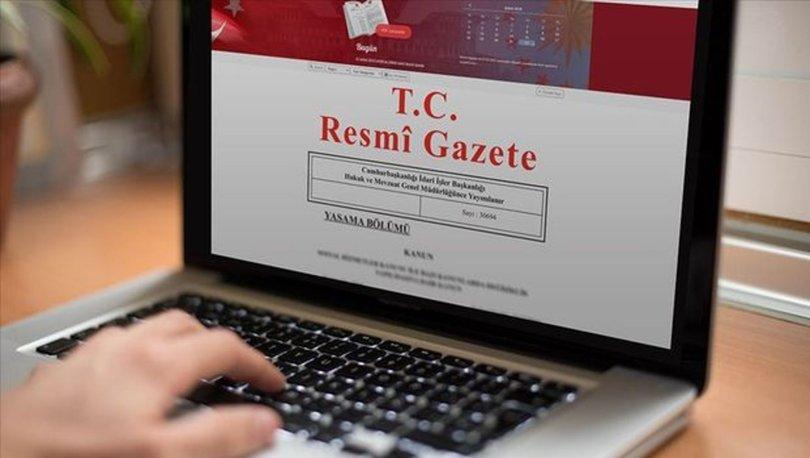 3 bakanlığa ilişkin atama kararları Resmi Gazete'de: Adalet Bakan Yardımcılığına yeni isim