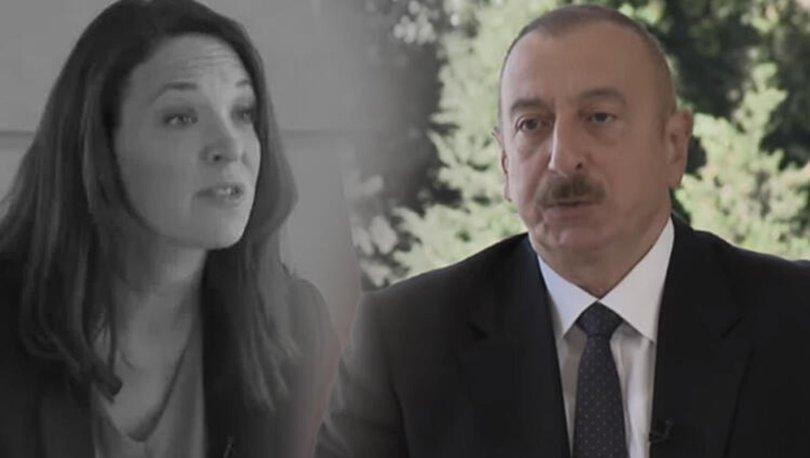 Fransız sunucu 'Kaç Türk İHA'nız var' diye sordu… Aliyev'in cevabı olay yarattı