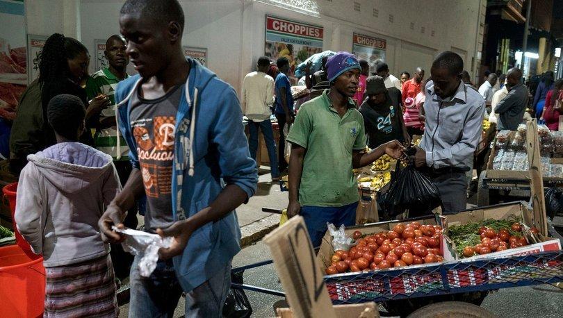 Zimbabve'de enflasyon alınan tedbirlerle geriledi