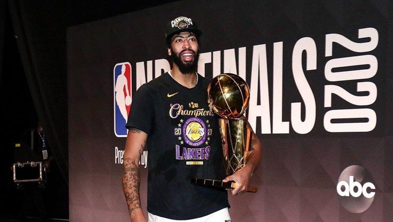 Anthony Davis, Los Angeles Lakers'ta kalıyor! Haberler - NBA haberleri