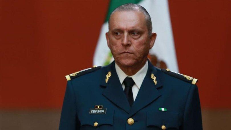 Eski Meksika Savunma Bakanı, ABD'de gözaltına alındı - Haberler