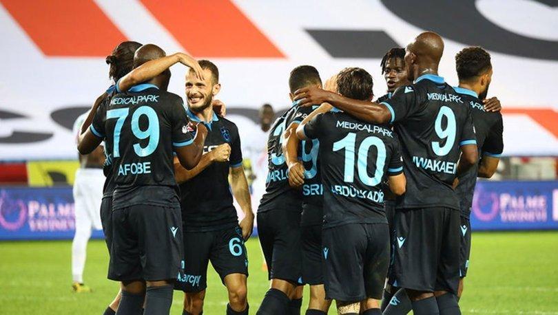Trabzonspor, yarın Medipol Başakşehir'i konuk edecek