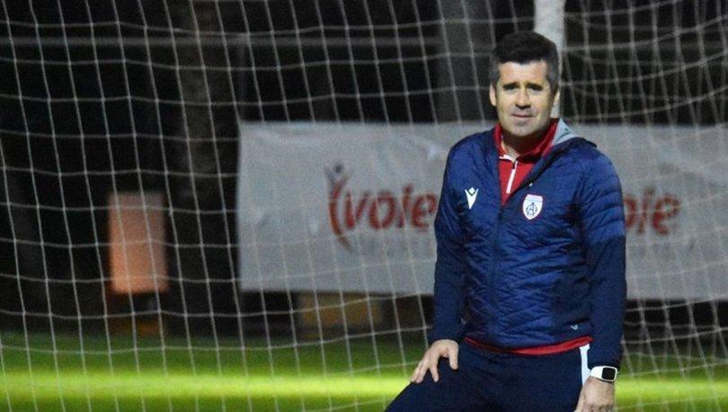 Altınordu Teknik Direktörü Hüseyin Eroğlu: Adana'ya kazanmaya gideceğiz