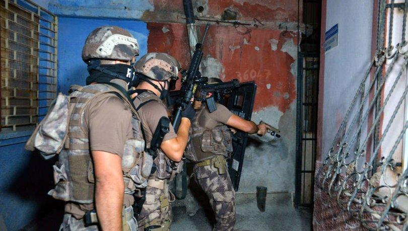 Son dakika haberi Kırmızı bültenle aranan terörist Adana'da yakalandı!