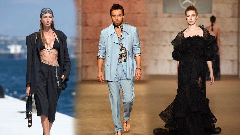 Modanın kalbi İstanbul'da atıyor...