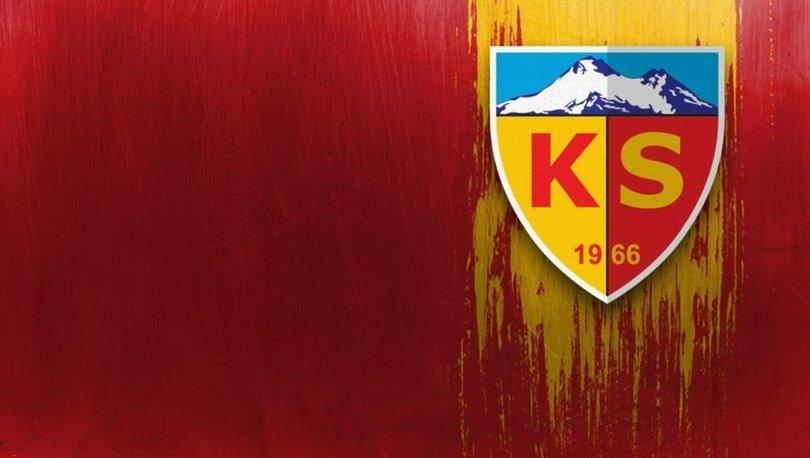 Kayserispor'da bir futbolcu daha Kovid-19'a yakalandı