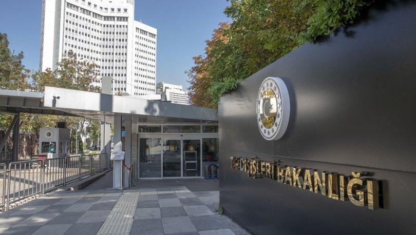 Son dakika: Dışişleri Bakanlığından AB Zirvesinin Türkiye'ye ilişkin bölümlerine tepki! - Haberler