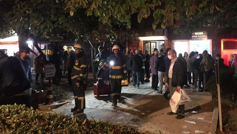 Son dakika: Eskişehir'de iş yerinde korkutan patlama!
