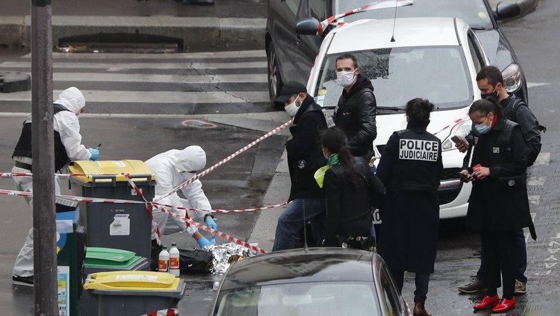 Son dakika: Fransa'da bıçaklı saldırı: Polis saldırganı vurarak etkisiz hale getirdi - Haberler