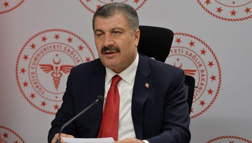 Sağlık Bakanı Fahrettin Koca'dan son dakika yüz yüze eğitim açıklaması! HABERLER