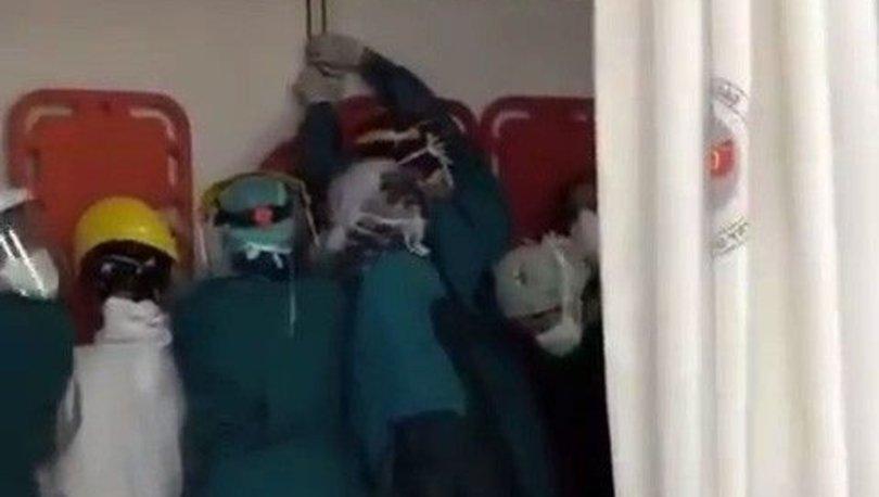 Son dakika! Keçiören hastanesinde yaşanan dehşetle ilgili flaş gelişme - Haberler