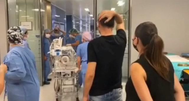 Sinan Özen'in kızı 7. kez ameliyata alındı - Magazin haberleri