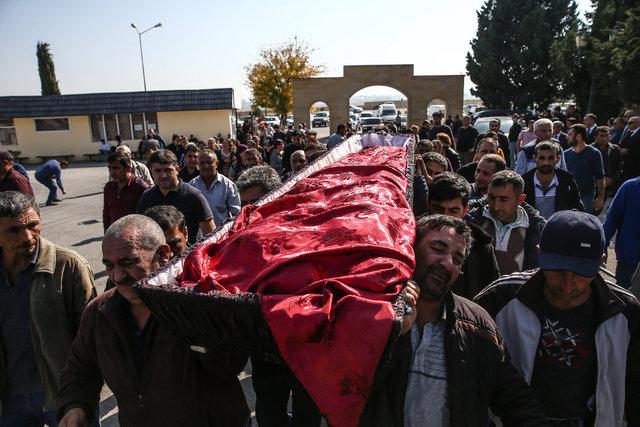 SON DAKİKA! Azerbaycan Ermenistan saldırısı ardından yürek yakan fotoğraflar - Haberler