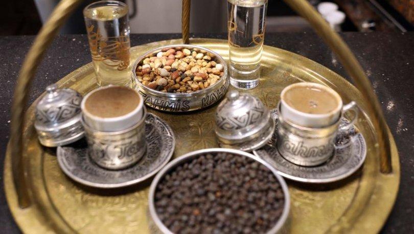 Şifa deposu 'menengiç' kahvesi