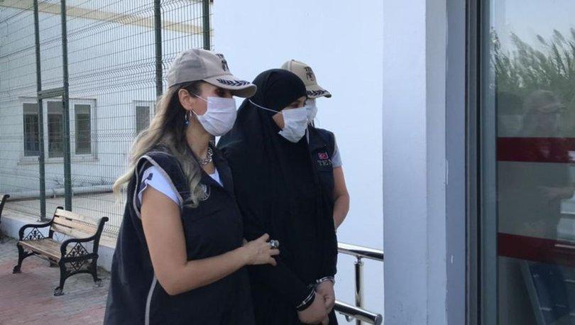 SON DAKİKA: Adana'da yakalanan kadın terörist bu evde saklanmış! - Haberler