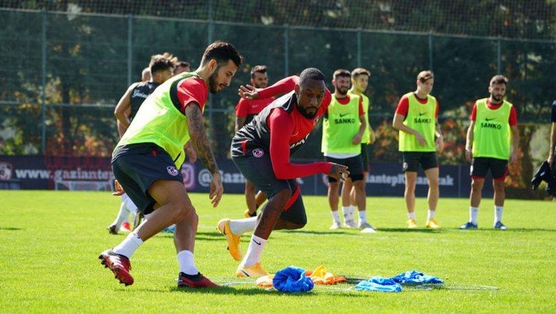 Gaziantep FK, Antalyaspor maçına hazır