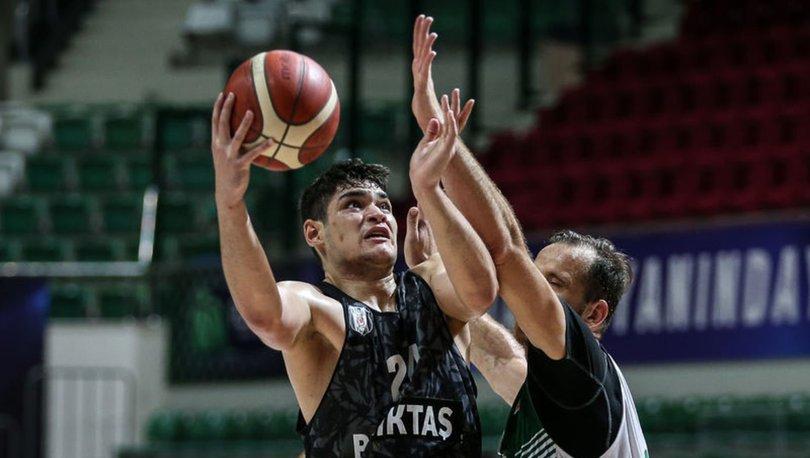 Beşiktaşlı basketbolcu Furkan Haltalı'nın Kovid-19 testi pozitif çıktı