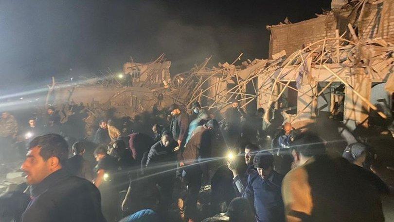 Son dakika Azerbaycan Ermenistan! Ermenistan sivilleri katletti! - Haberler