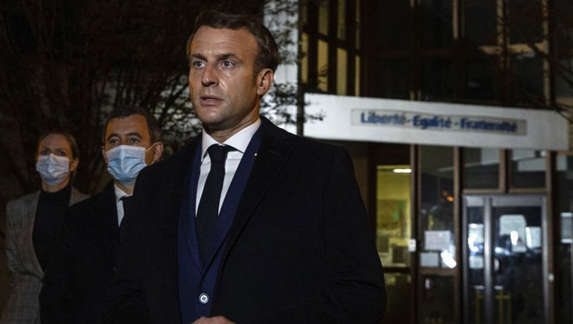 SON DAKİKA! Başı kesilen Fransız öğretmenle ilgili 9 gözaltı! - Haberler
