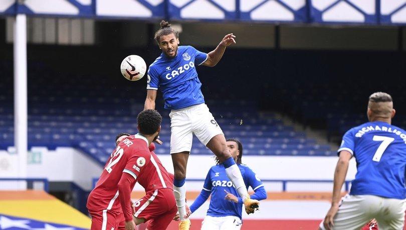 Everton: 2 - Liverpool: 2 | MAÇ SONUCU