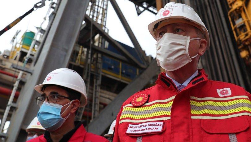 SON DAKİKA! Cumhurbaşkanı Erdoğan'dan bir doğalgaz müjdesi daha - Haberler
