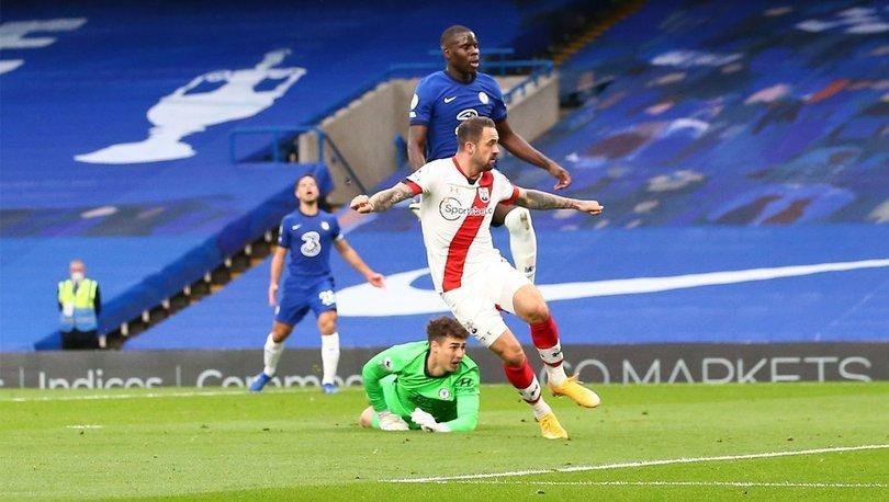 Chelsea Southampton MAÇ SONUCU ve MAÇ ÖZETİ! Premier Lig haberler!