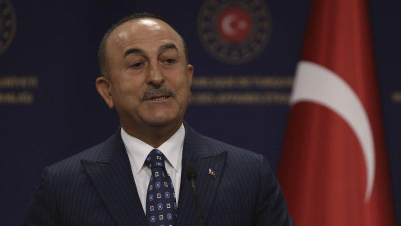 Dışişleri Bakanı Çavuşoğlu, Paraguay'ın eski ve yeni Dışişleri Bakanları ile görüştü