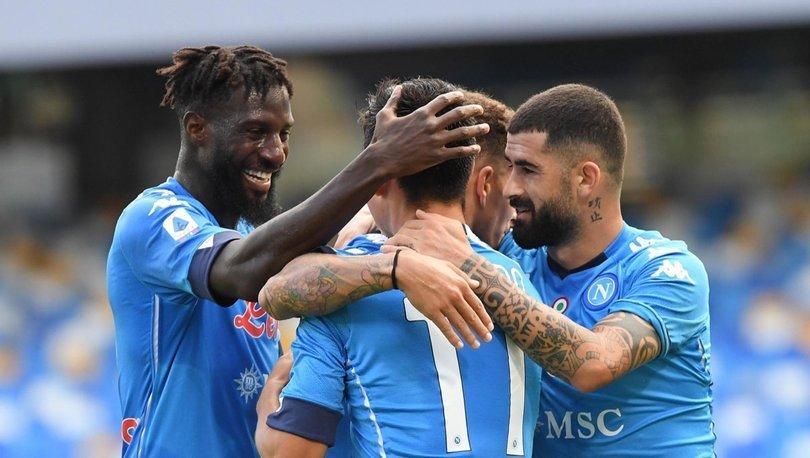 Napoli, Atalanta'yı 4-1 mağlup etti! Haberler
