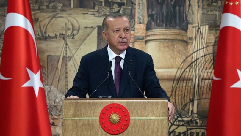 Cumhurbaşkanı Erdoğan'dan Tuna-1 kuyusu paylaşımı