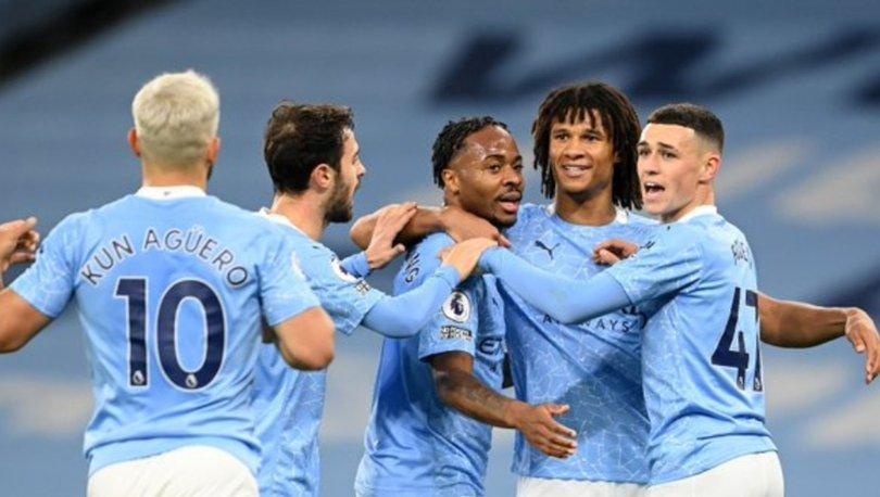 Manchester City'den Arsenal'e tek kurşun