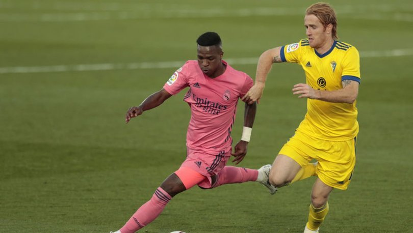 Real Madrid, Cadiz'e yenildi, ligde 15 maç sonra kaybetti