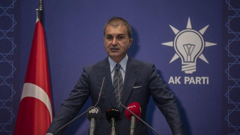 AK Parti Sözcüsü Çelik: Ermenistanın katilce saldırılarını lanetliyoruz