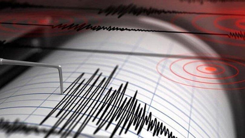 Son depremler 18 Ekim 2020! Kandilli Rasathanesi ve AFAD son depremler verileri