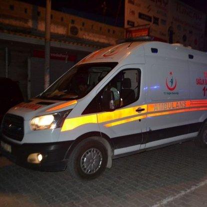 Osmaniyede iki otomobil çarpıştı: 1 ölü, 7 yaralı