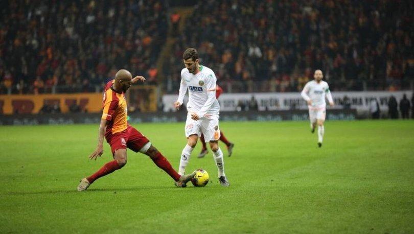 Galatasaray'ın konuğu lider Alanyaspor