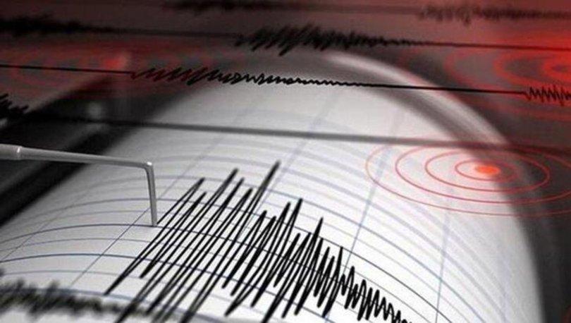 Son dakika deprem haberi! Ege Denizi'nde 4,3 büyüklüğünde deprem oldu - Haberler