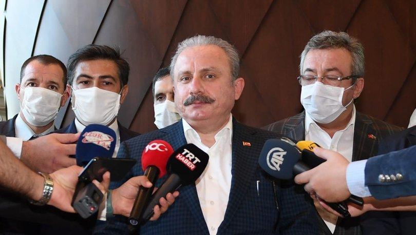 TBMM Başkanı Mustafa Şentop Azerbaycan'da - Haberler