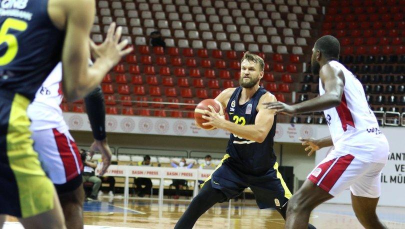 Gaziantep Basketbol: 59 - Fenerbahçe Beko: 65