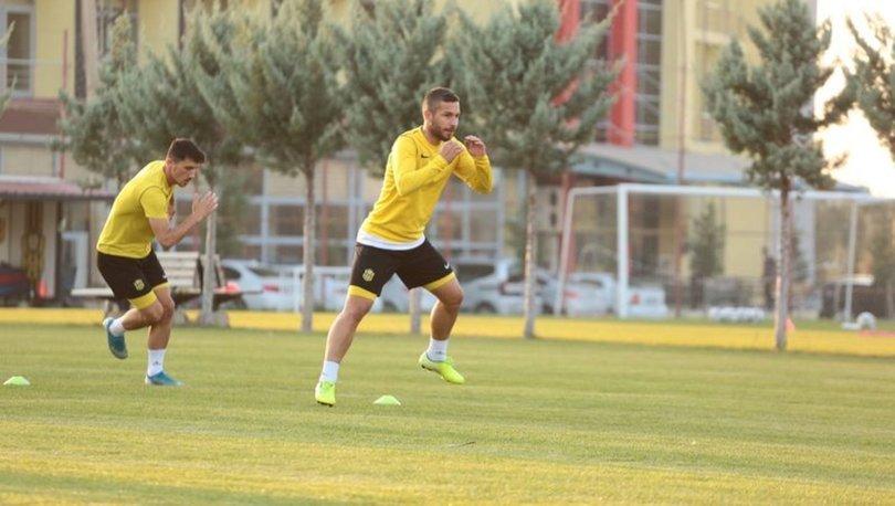 Yeni Malatyaspor'un 3 oyuncusu sakatlandı