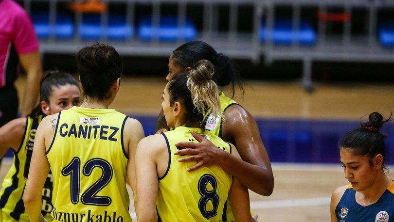 Fenerbahçe Öznur Kablo: 79 - ÇBK Mersin Yenişehir Belediyespor: 55