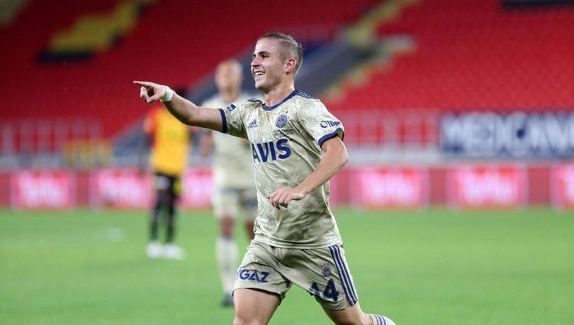 Dimitris Pelkas ilk maçında golle tanıştı! Haberler