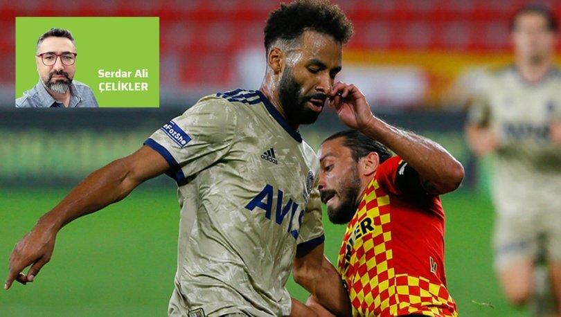 Serdar Ali Çelikler, Göztepe - Fenerbahçe maçını değerlendirdi