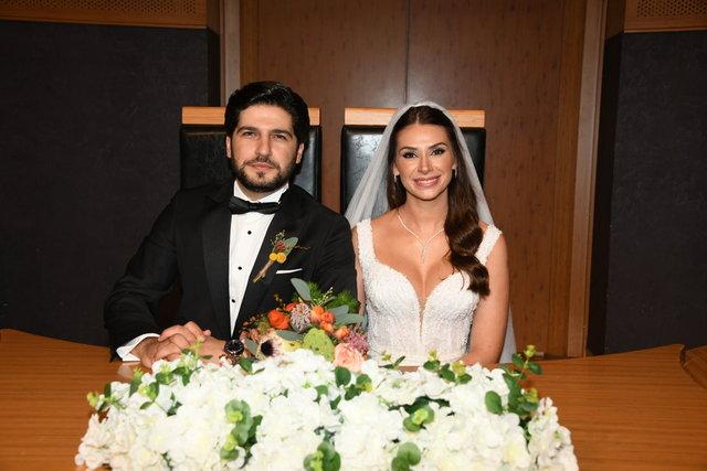 Begüm Birgören ile Mehmet Cemil evlendi! Tanışma hikayeleri şaşırttı - Magazin haberleri