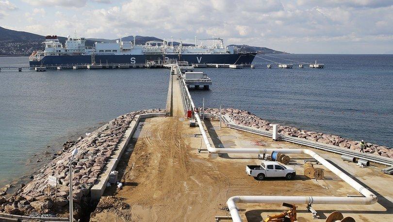Enka, İzmir'de yüzen LNG tesisi için vize alamadı