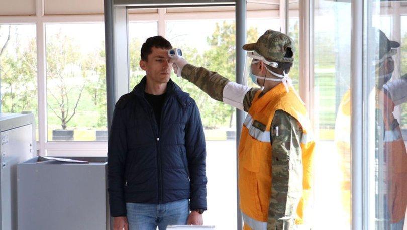 Son dakika haberi! TSK'da karantinadaki personel için özel ekip kuruldu - Haberler
